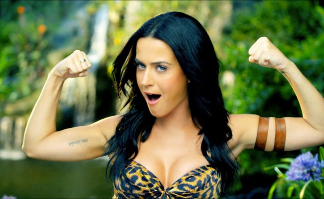 Unraveling The Leopard Print Mystery Of Katy Perry S Roar