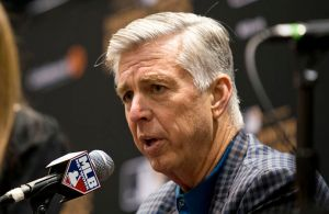 Dave Dombrowski chose not to make any moves at the Trade Deadline
