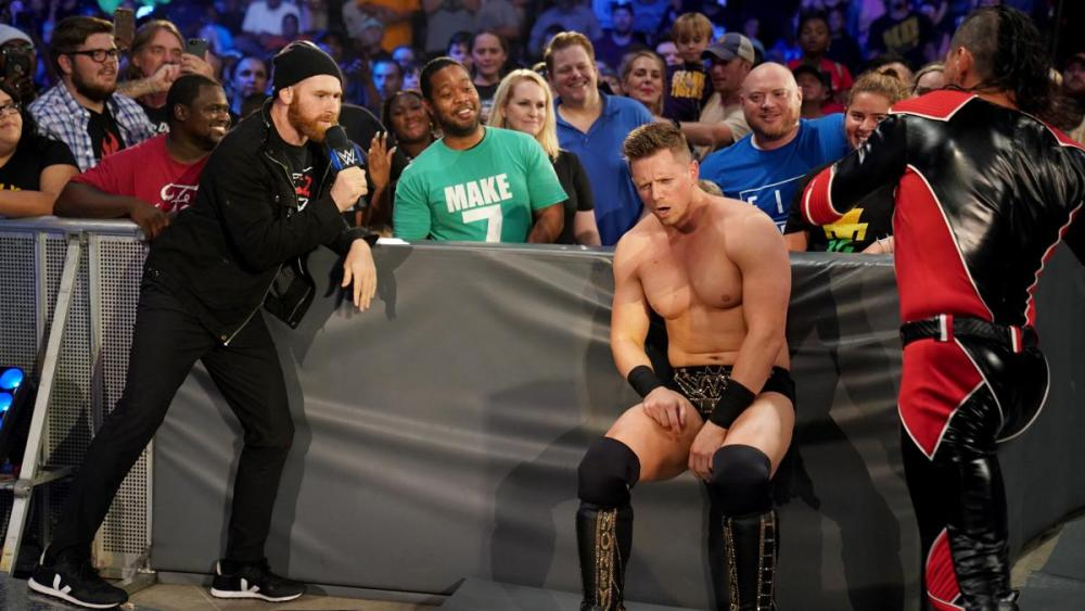 Miz finds out pain is a for of art Clash of Champions
