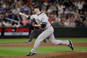 Cory Gearrin New York Yankees Free Agents