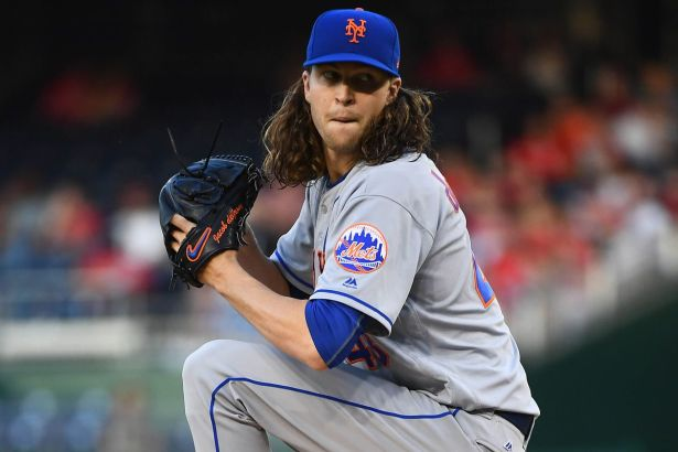 Jacob deGrom has established himself as one of the best athletes in all of sports.