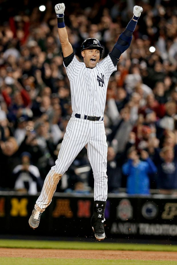 Derek Jeter is one of the best shortstops to ever play the game.