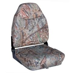 Replacement Captains Chairs For Boats Big And Tall Office Chair 500 Lbs Capacity Boat Seats Seat Accessories Overton S Wise Premium Camo