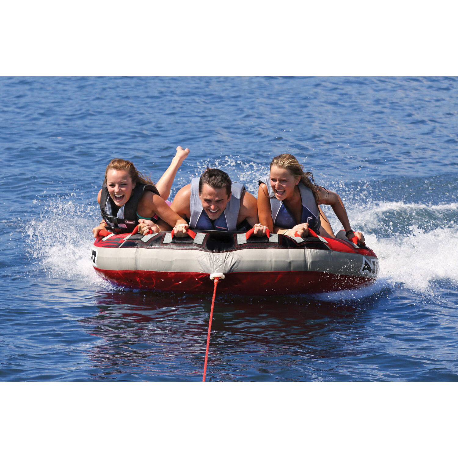 Airhead -force 3-person Towable Tube Overton'