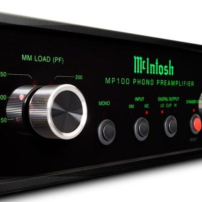 McIntosh MP100 Phono Preamp