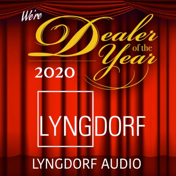 Overture AV is Lyngdorf Audio Dealer of the Year