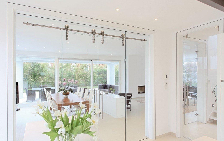 Glazen deuren op maat gemaakt Overveld Glas Breda