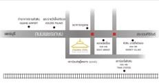 luxe 2 slaapkamer appartement Hua Hin