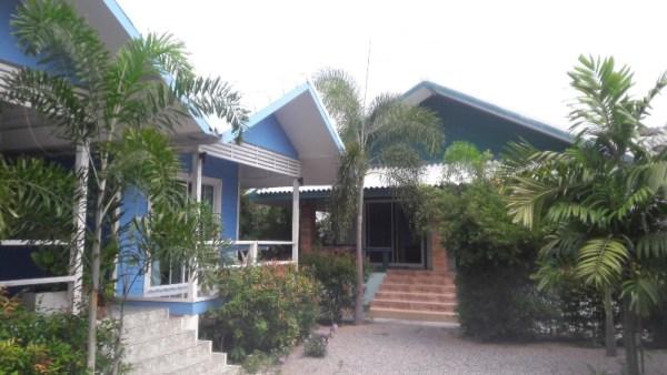 Bungalow Fluk en Flame Resort