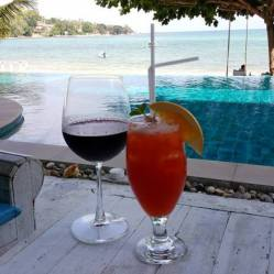 restaurant Tiki Tiki cocktail