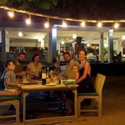 restaurant Tiki Tiki op het strand
