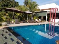 Chiangmai Villa zwembad