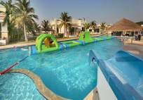 Glijbaan water-park pool villa sam roi yot