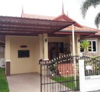 Cha-am Villa Tropicana