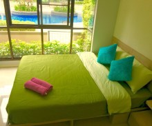 Lumpini appartement Cha-am met zwembad aan zee