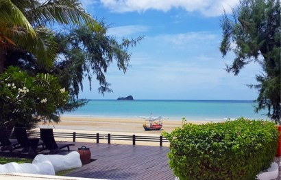 geweldig strand Huahin