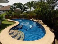 Huahin Villa Laguna for rent in soi 102