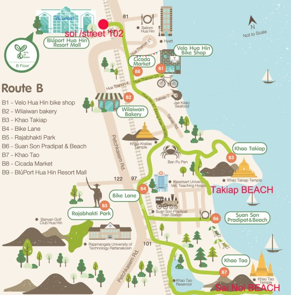 bicycling-from-soi-102-huahin-to-the-BEACHES