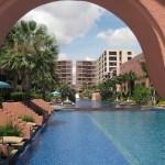 Marrakesh Hua hin pool