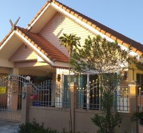 Compleet huis in Chiangrai te huur