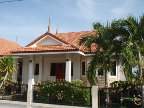 Tropicana Villa for rent