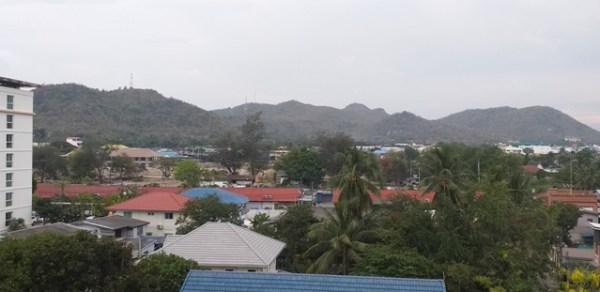 uitzicht Baan Klang Huahin
