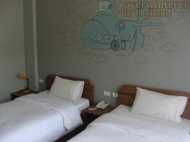 Stay at Miti Resort Aonang Krabi