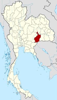 location Buriram