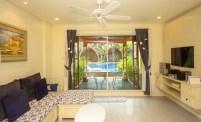 Poolview Mykonos appartement te huur