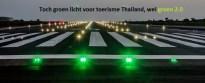 groen licht voor toerisme Thailand