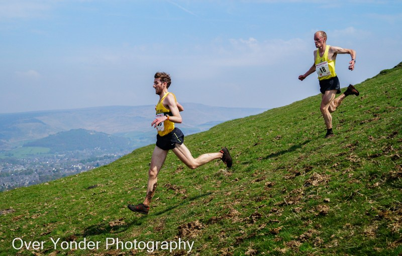 Up the Nab Fell Race – 2016 – Mens