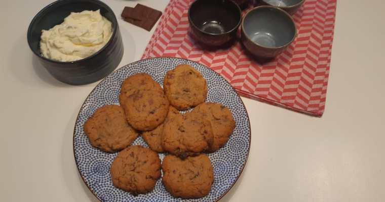 Mini koekjes-tiramisu's