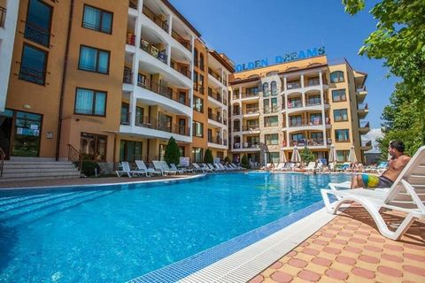 1 Bedroom Apartment for Sale in Golden Dreams Sunny Beach