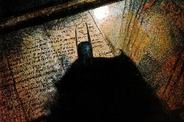 Resultado de imagem para Asilo Arkham – Uma Séria Casa em um Sério Mundo