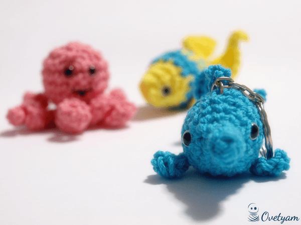 amigurumi-delfin-pulpo-pez