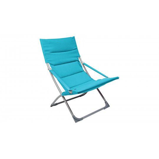 chaise plage pliante