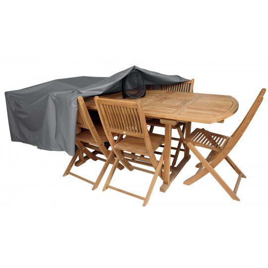 salon de jardin metal table et fauteuils