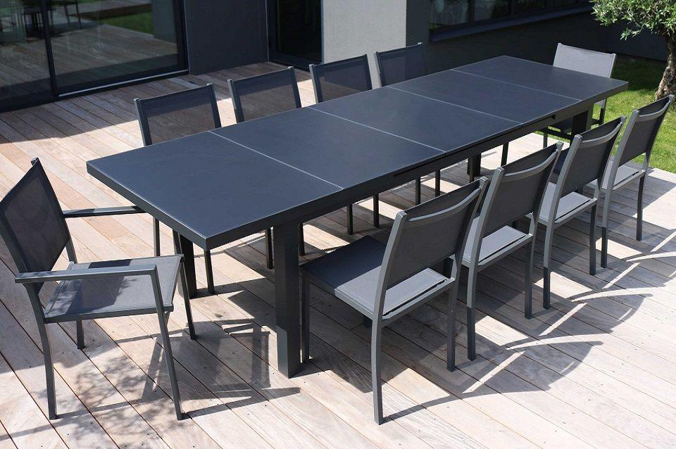 conseils table et chaise de jardin