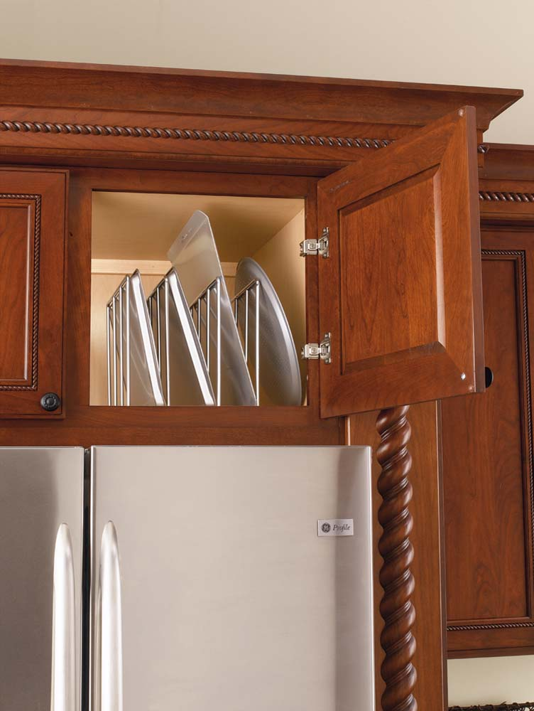 UShaped 10 in Tray Divider Chrome 59610CR52