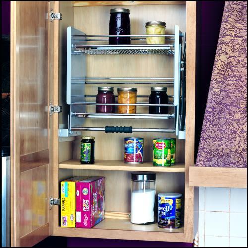 24 PullDown Shelf 5PD24CR by RevAShelf