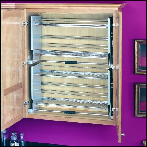 36 Inch PullDown Shelf 5PD36CR