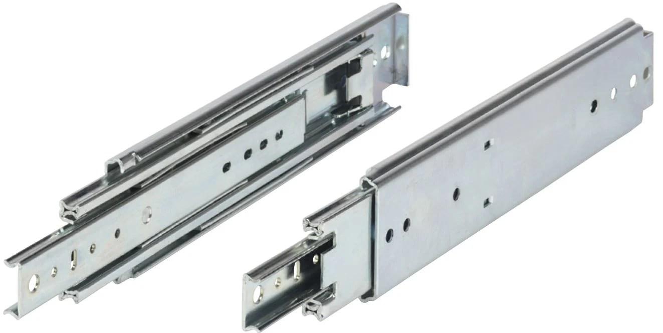 32 LockOut Drawer Slides Full Extension 0333003244
