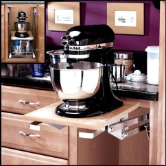 Kitchen Appliance Shelf Countertop Cover Heavy Duty Mixer Lift Or Ras Ml Hdcr