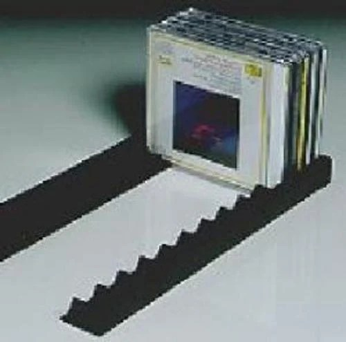 Storage Rail For Compact Disc 372CD10