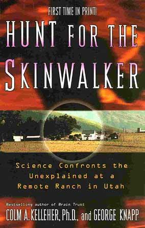Hunt for the Skinwalker english