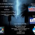 IV Encontro de Debates Ufológicos de Pelotas, RS - Brasil 50