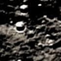 Estrutura hexagonal na Lua? 2