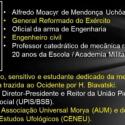 O legado do General A Moacyr Uchoa para a Ufologia - por Paulo R Yog M Uchoa 31