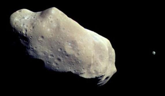 Asteroide enorme é encontrado em órbita do Sol