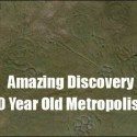 Antiga metrópole é encontrada na África 12